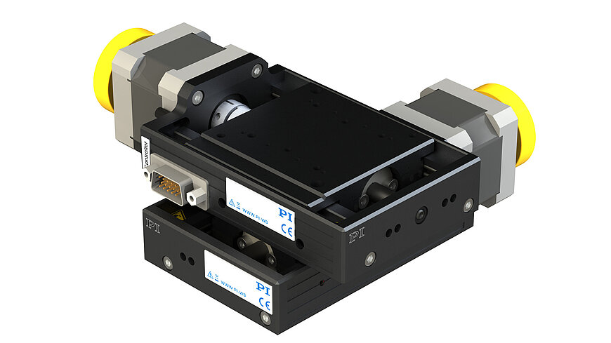 VT-80 as XY linear stage with stepper motor: 62309211