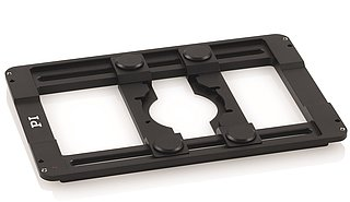 Universal Holder for Microscope Slides and Petri Dishes